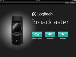logitech broadcaster