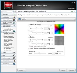 Windows 8 Trois écrans AMD