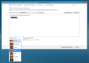 Windows 8 Fonds d'écran