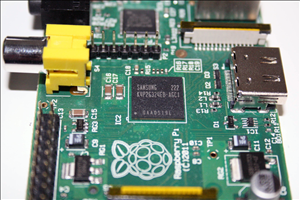 raspberry pi 512 Mo