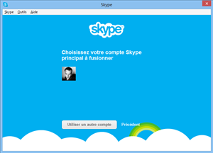 Skype 6 Windows