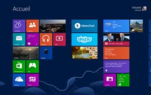 windows8 start