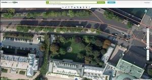 street view mappy urban drive