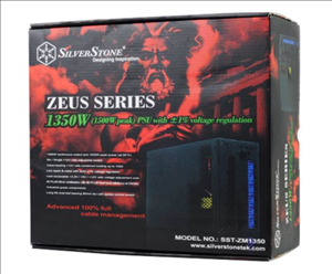 SilverStone Zeus ZM1350