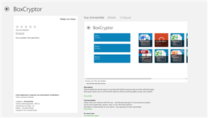 BoxCryptor Windows 8