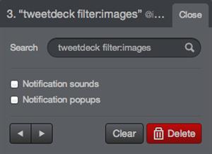 Tweetdeck 2.1