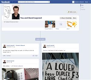 facebook liens d'amitié