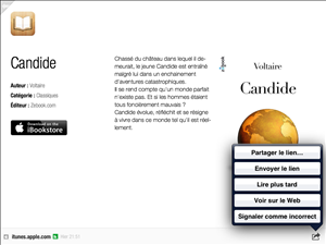 Flipboard Apple iBook