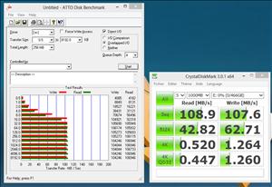 PCi Labs debit HDD Western digital