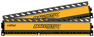 Crucial Ballistix Tactical LP
