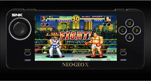 neogeo x handled