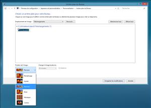 windows8 gestion ecrans