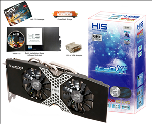HIS HD 7970 iceQ X² GHz Edition