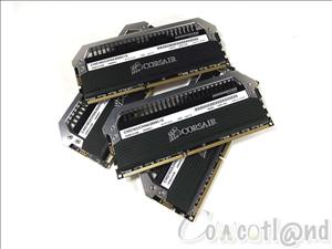 Corsair Dominator Platinum 2666 4x4