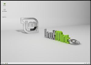 Linux Mint 14 RC Nadia