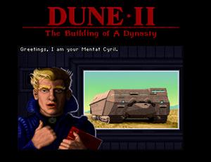 dune ii en ligne
