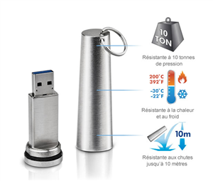 LaCie XtremKey USB 3.0