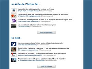 Newsletter PC INpact Décembre 2012