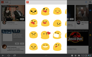 google+ smiley