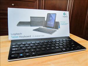 Logitech Wireless Tablet Keyboard