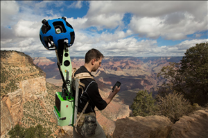 street view trekker grand canyon