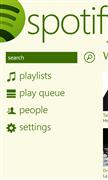 spotify wp8