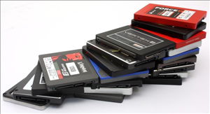 Comparatif SSD Hardware.Info