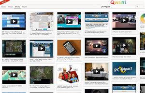 qwant recherche media