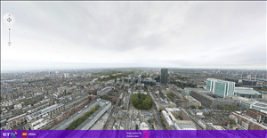 londres 320 gigapixels