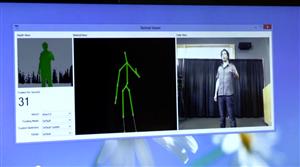 TechFest Kinect Windows