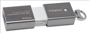 Kingston Data Traveller ultimate 64 Go