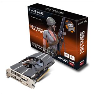 Sapphire Radeon HD 7790 Dual-X OC
