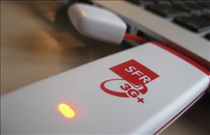 3G SFR clé USB