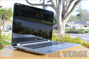 HP Envy Spectre XT Touchsmart The Verge