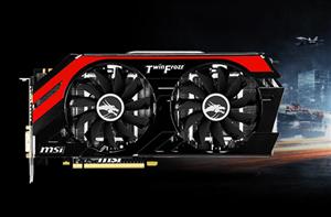MSI GeForce GTX 650 Ti Boost
