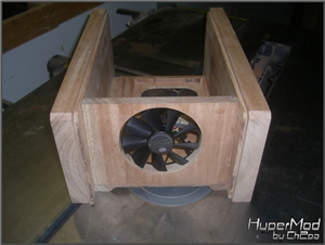 Modding HTPC HyperMod