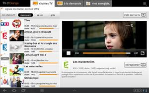 TV d'Orange Android