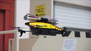 Parrot La poste Drones