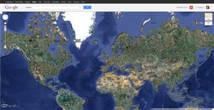 Google Cartes au trésor