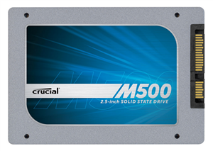 SSD M500 Crucial