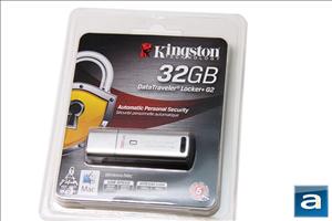 Kingston DataRraveler Locker+