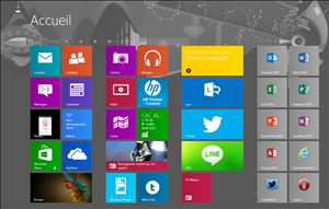actualités windows8