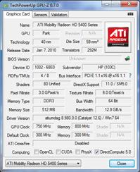 GPUz 0.7.0