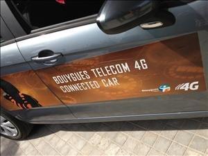 Bouygues Telecom voiture 4G Blog Automobile