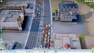 Bug intersection SimCity 2.0