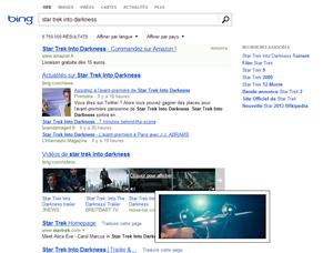 Bing  Vs Google