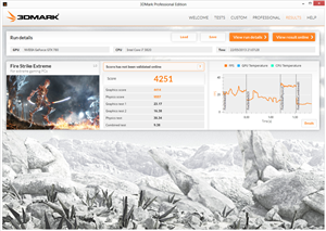 GeForce GTX 780 3DMark