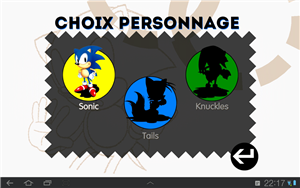Sonic Sega Android