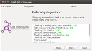 Intel Linux Graphics Installer