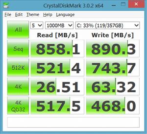 MSI GT70 SSD